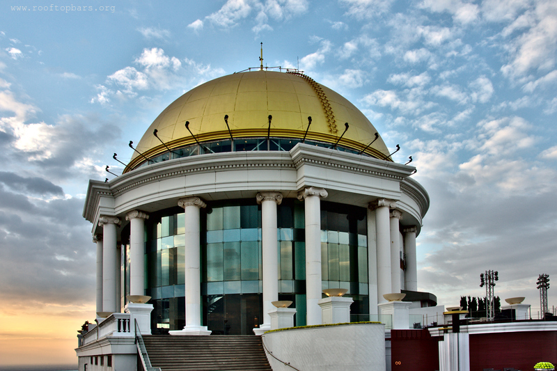 Sirocco & Sky Bar - The dome