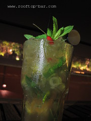 The Coconut and Chilly Mojito 1898.